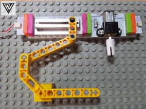 Building with littleBits and LEGO