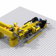LEGO GBC Shooter Module - Digitized by GWorks
