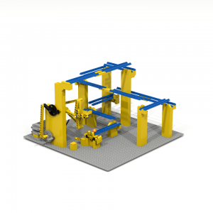 LEGO GBC Lift Module