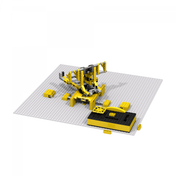 LEGO IP camera 3D Building Instructions  PV-Productions