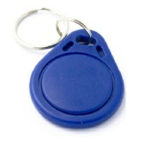 NFC tag small blue