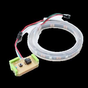 RGB LEDstrip Bit trans