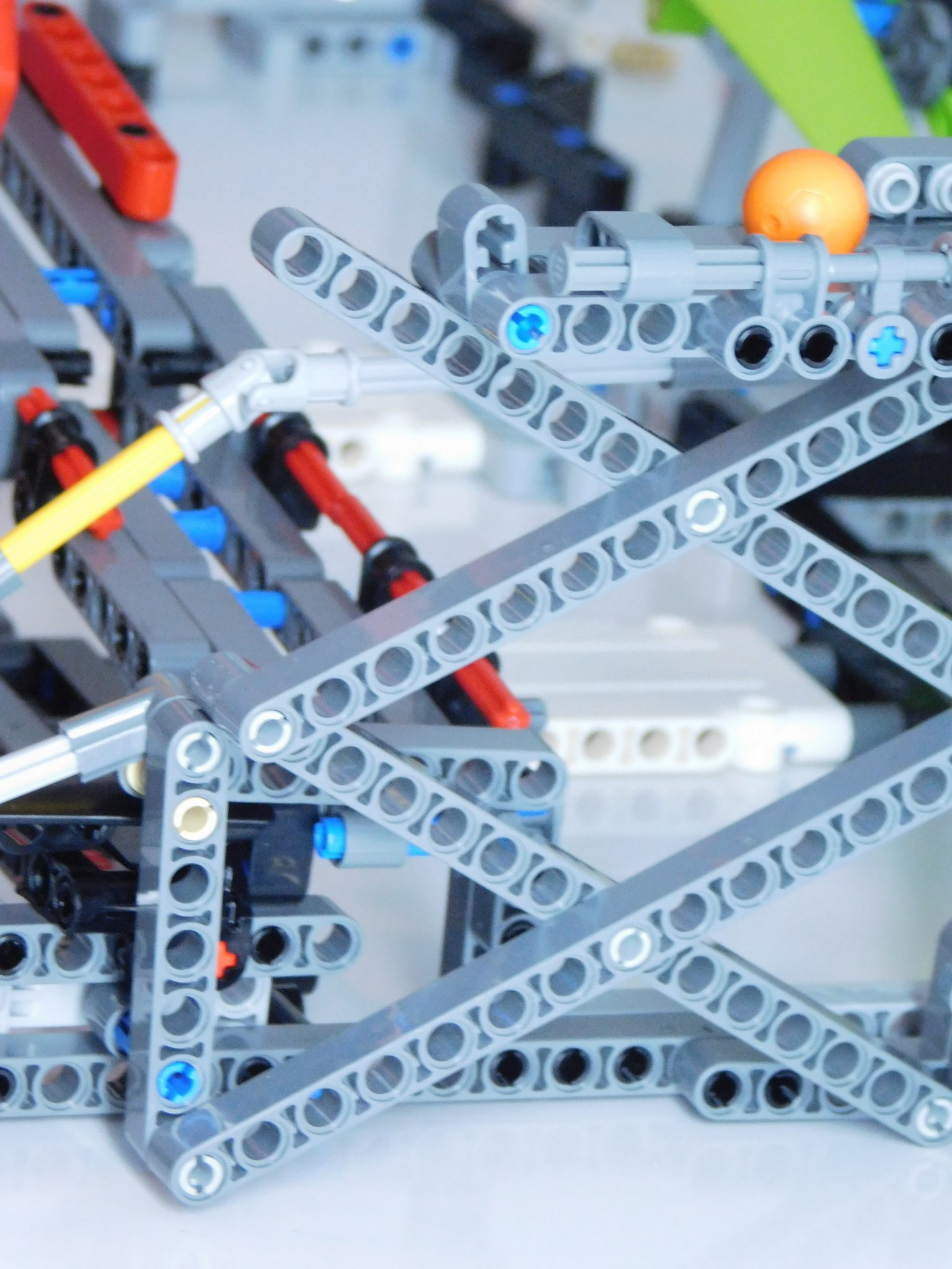how to make a lego gbc module