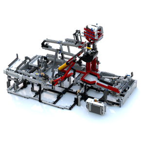 Building Instructions - LEGO GBC 9 - Made by PV-Productions v3 only for render.lxf