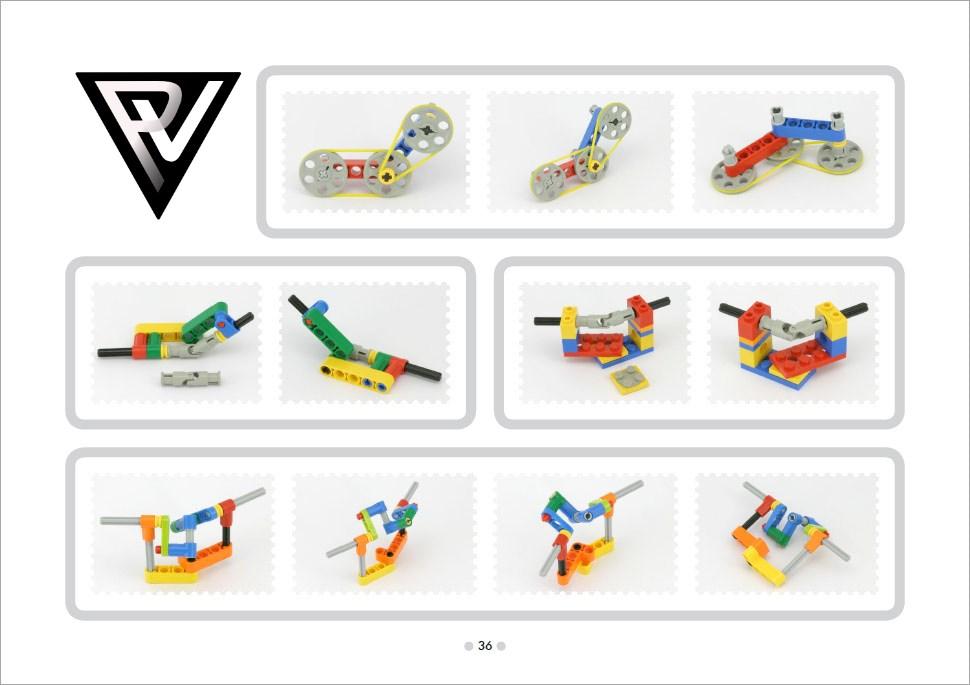 LEGO Idea books | PV-Productions