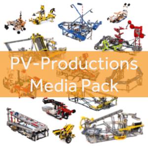 GBC 10 Funfair – 42042 Building Instructions   PV-Productions