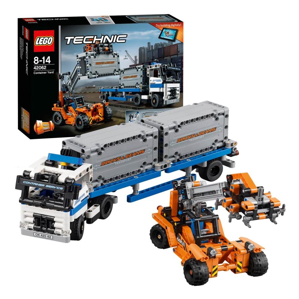 LEGO® 42062 Technic Container-Transport